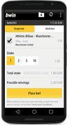 bwin application mobile
